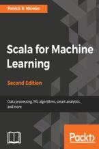 Okładka książki Scala for Machine Learning - Second Edition