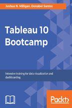 Okładka książki Tableau 10 Bootcamp