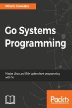 Okładka książki Go Systems Programming