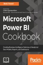 Okładka książki Microsoft Power BI Cookbook