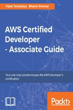 Okładka książki AWS Certified Developer - Associate Guide