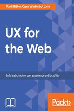 Okładka książki UX for the Web