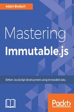 Okładka książki Mastering Immutable.js