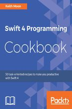 Okładka książki Swift 4 Programming Cookbook