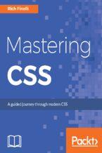Okładka książki Mastering CSS