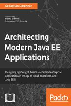 Okładka książki Architecting Modern Java EE Applications