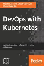Okładka książki DevOps with Kubernetes