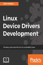 Okładka książki Linux Device Drivers Development