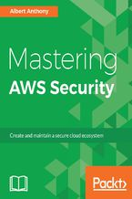 Okładka książki Mastering AWS Security