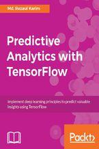 Okładka książki Predictive Analytics with TensorFlow