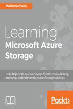 Okładka książki Learning Microsoft Azure Storage