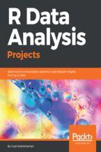 Okładka książki R Data Analysis Projects