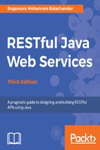 Okładka książki RESTful Java Web Services - Third Edition