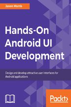 Okładka książki Hands-On Android UI Development