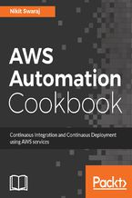 Okładka książki AWS Automation Cookbook