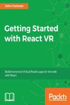 Okładka książki Getting Started with React VR