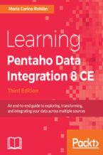 Okładka książki Learning Pentaho Data Integration 8 CE - Third Edition