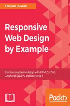 Okładka książki Responsive Web Design by Example