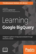 Okładka książki Learning Google BigQuery