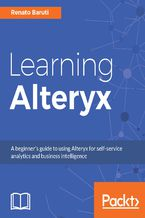 Okładka książki Learning Alteryx