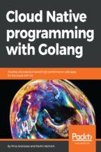 Okładka książki Cloud Native programming with Golang