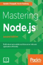 Okładka książki Mastering Node.js - Second Edition