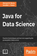 Okładka książki Java for Data Science