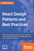 Okładka książki React Design Patterns and Best Practices