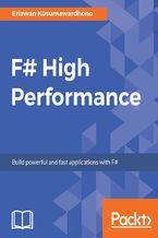 Okładka książki F# High Performance