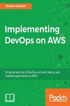 Okładka książki Implementing DevOps on AWS