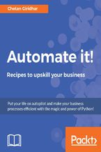 Okładka książki Automate it! - Recipes to upskill your business