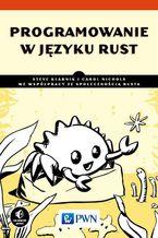 Okładka książki Programowanie w języku Rust