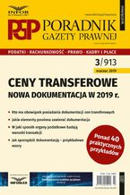 Ceny transferowe - dokumentacja w 2019 r