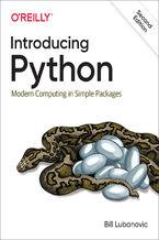 Okładka książki Introducing Python. Modern Computing in Simple Packages. 2nd Edition