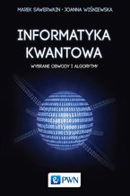 Okładka książki Informatyka kwantowa