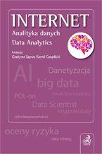 Okładka książki Internet. Analityka danych