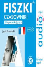 Okładka książki FISZKI audio - j. francuski - Czasowniki dla początkujących