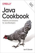 Okładka książki Java Cookbook. Problems and Solutions for Java Developers. 4th Edition