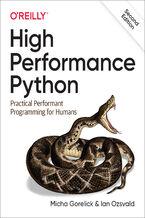 Okładka książki High Performance Python. Practical Performant Programming for Humans. 2nd Edition