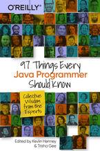 Okładka książki 97 Things Every Java Programmer Should Know. Collective Wisdom from the Experts