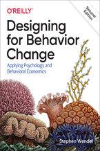 Okładka książki Designing for Behavior Change. Applying Psychology and Behavioral Economics. 2nd Edition