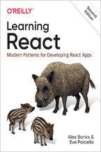 Okładka książki Learning React. Modern Patterns for Developing React Apps. 2nd Edition