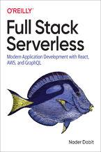 Okładka książki Full Stack Serverless