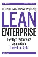 Okładka książki Lean Enterprise