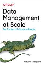 Okładka książki Data Management at Scale