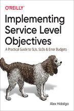 Okładka książki Implementing Service Level Objectives