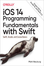 Okładka książki iOS 14 Programming Fundamentals with Swift