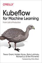 Okładka książki Kubeflow for Machine Learning
