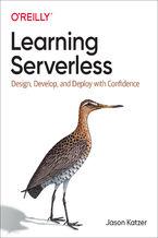 Okładka książki Learning Serverless