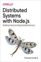 Okładka książki Distributed Systems with Node.js